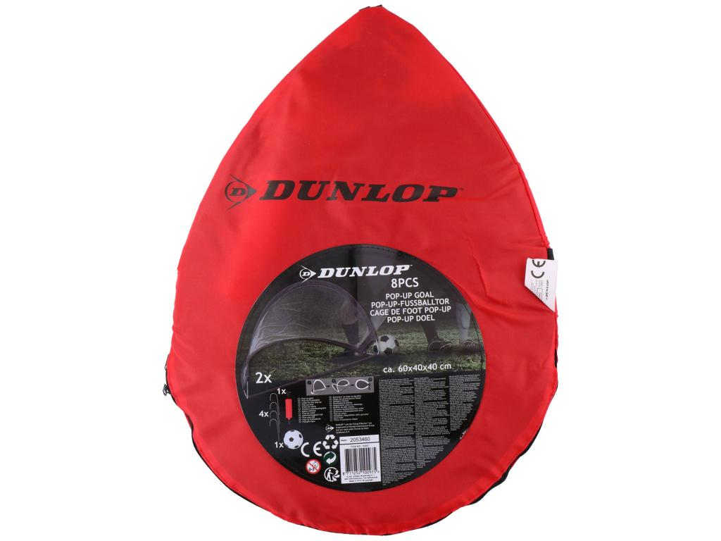 Dunlop Pop-Up focikapu, 2 db
