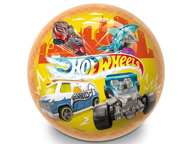 Hot Wheels 23cm-es gumilabda - Mondo Toys