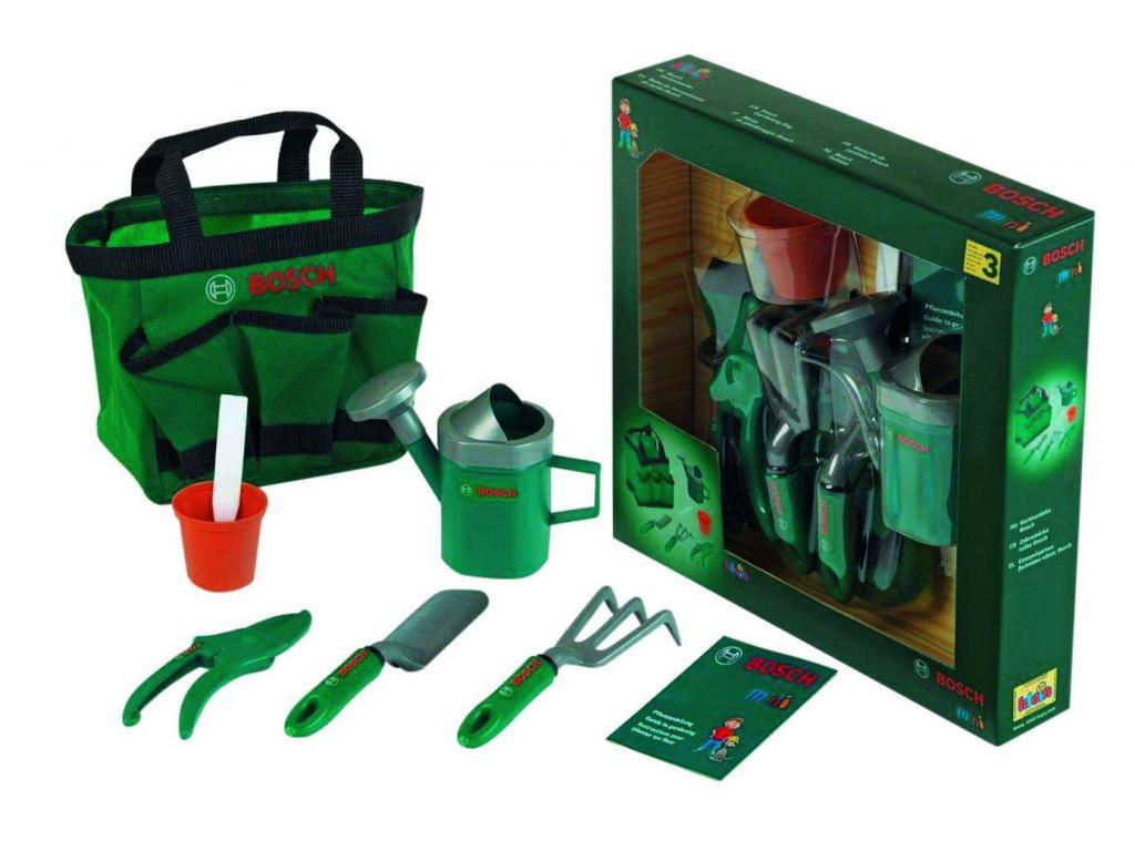 Bosch játék kertiszerszám-készlet - Műanyag játékok, homokozók - Nyári játékok - Kerti bútor ...