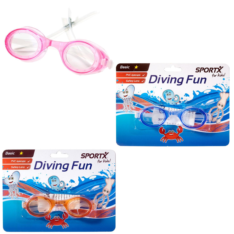 Gyermek úszószemüveg - alap szemüveg - búvárkodás a1b4be60b2