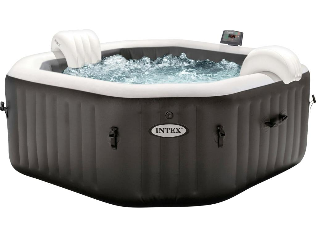 Pure-Spa Bubble & Jet jakuzzi - nagy