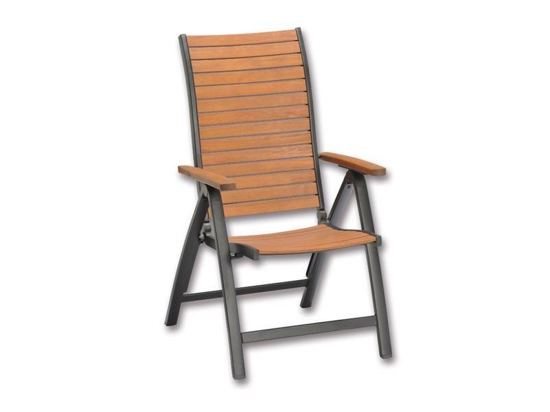 eukaliptusz alumínium szék