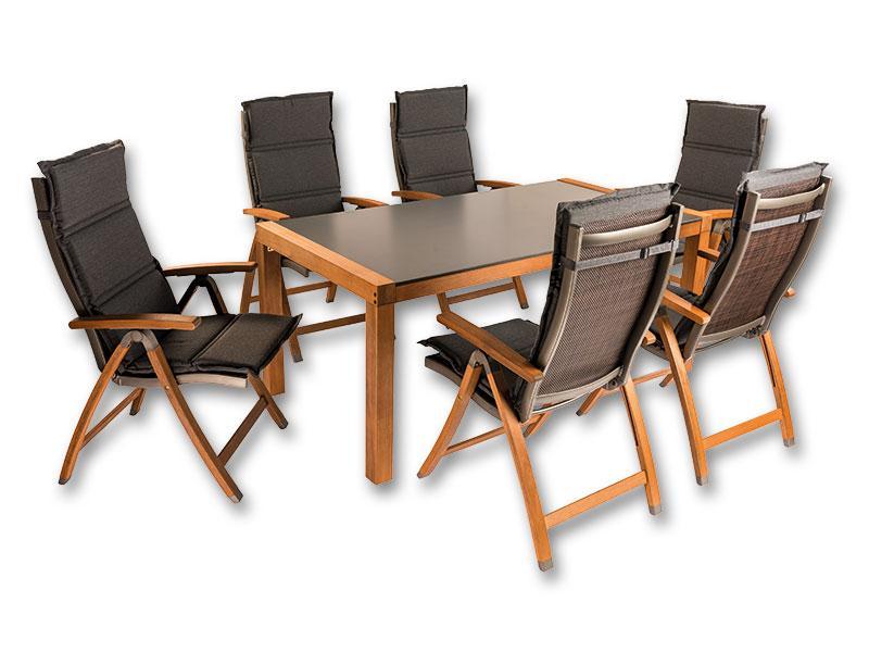Grafit színű magas háttámlájú székhez párna 119 48 4 cm-es - Párna ... 640d1f96e7