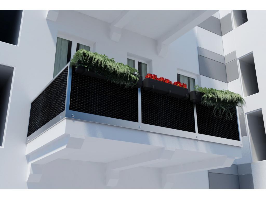 ... RattanArt erkély és kerítés takaró 100 cm magas 49205b2d53