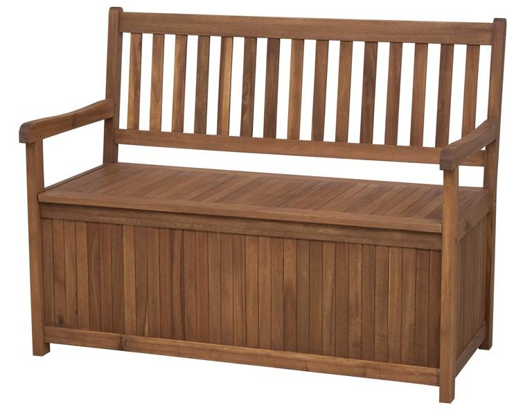 Melton kerti pad t rol val ak cfa siena garden padok - Banco arcon madera ...