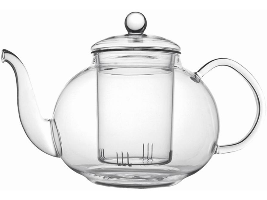 Üveg teáskanna