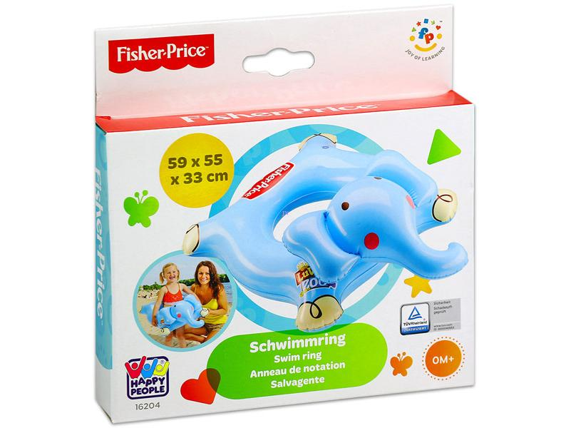 Fisher Price: Elefántos úszógumi