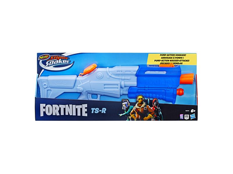 NERF Super Soaker: Fortnite vízifegyver