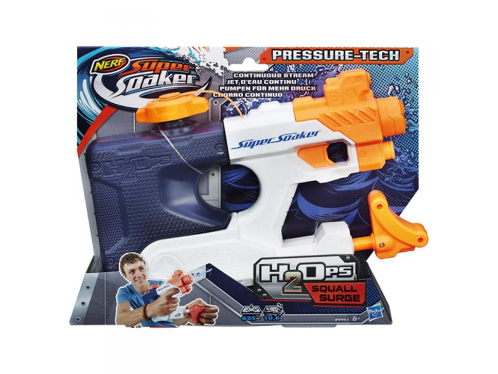 Super Soaker H2Ops Squall Surge - vízipisztoly