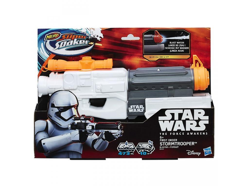 Star Wars Villain Trooper Blaster - vízipisztoly
