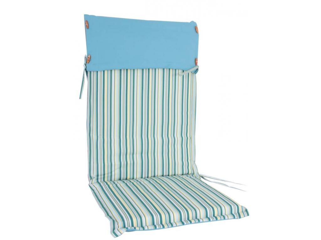 Párna magas háttámlájú székhez - Párna kerti bútorokra - Kerti bútor ... dbc203d48f
