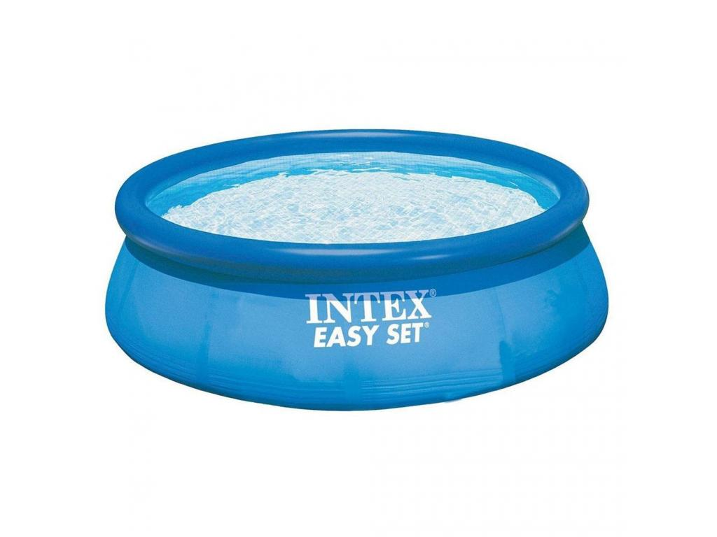 Intex Easy Set puhafalú medence, 244x76 cm