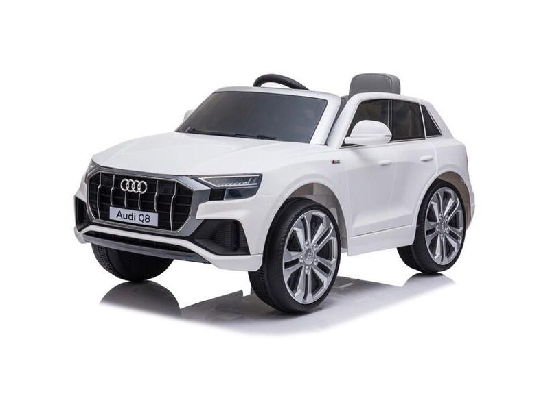 Audi Q8 Ride On Car 12V elektromos kisautó