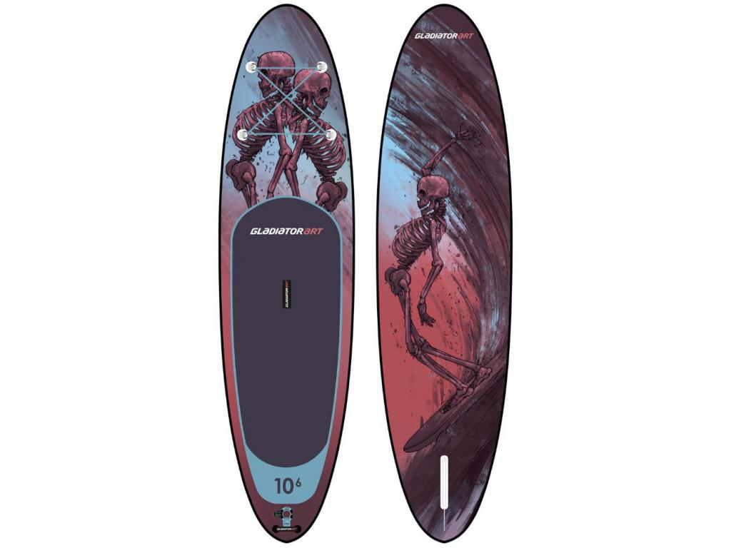 GLADIATOR ART 10.6 RIDE SUP 323x81x12 cm